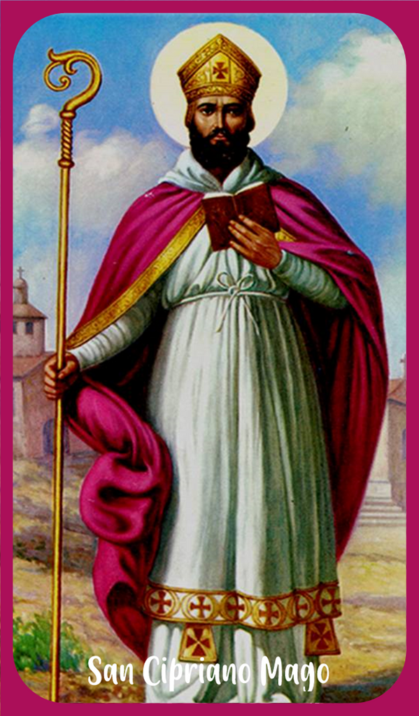 Saint Cyprian Saint of the Day for September 11
