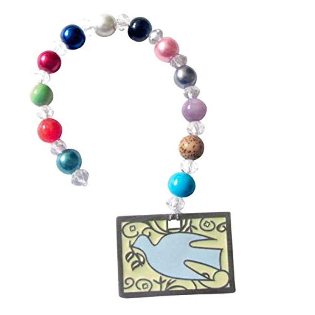 Chaplet for Those Battling Alcoholism Serenity Prayer Chaplet 12 Step Rosary for Those Battling Alcoholism or Drugs Comes in a Beautiful Gift Box