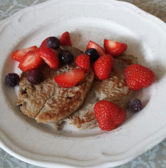 Healthy Breakfast Recipe - Gluten Free Pancakes