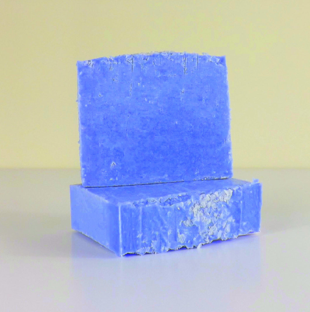 Sea Salt Cleansing Bar Soap