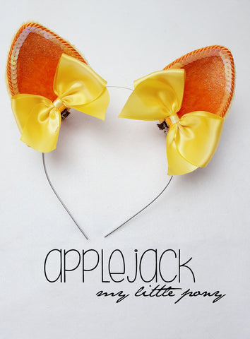 Applejack Inspired Ears