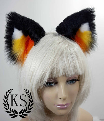 Candy Corn Elegance Ears