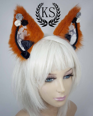 Adorable Foxy Fox Ears
