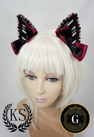 Gothic Glamour Ears