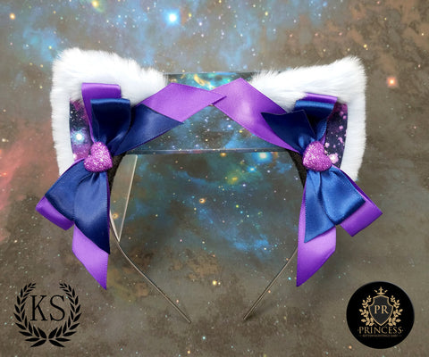 Galaxy Heart Princess Ears