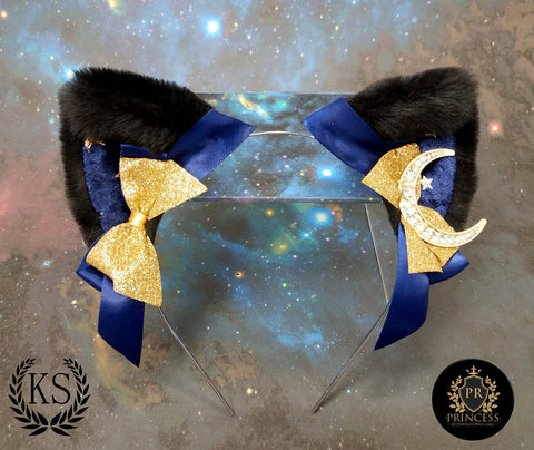 Crescent Moon Princess Ears