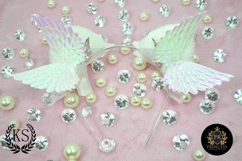 Angel Wings Pixie Princess Ears