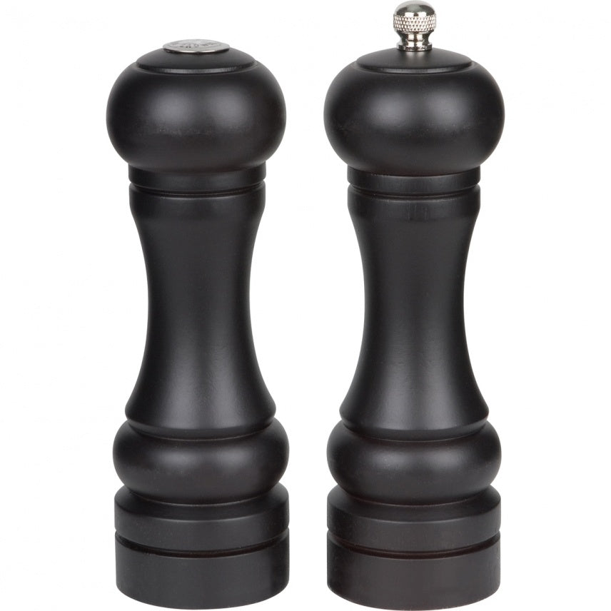 Seville Pepper Mill and Salt Shaker