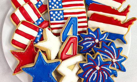 Star Spangled Cookie Decorating Class