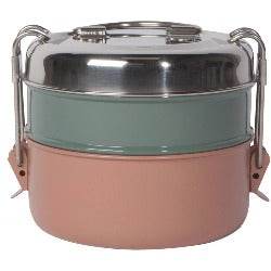 2-Tier Clay Tiffin