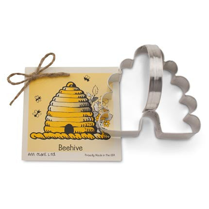 Beehive Cookie Cutter w/ Card