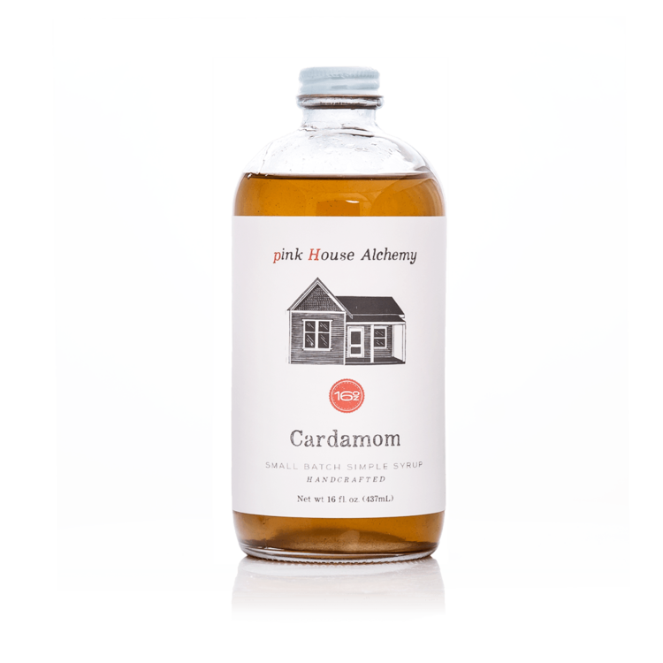 Cardamom Simple Syrup