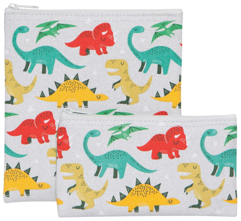 Dandy Dinos Snack Bag Set