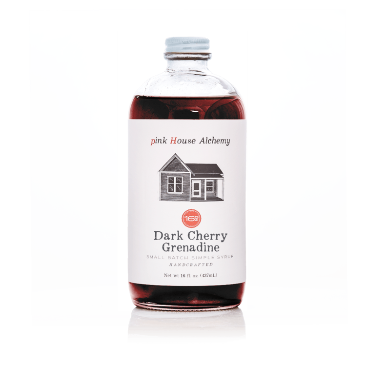 Dark Cherry Grenadine Simple Syrup