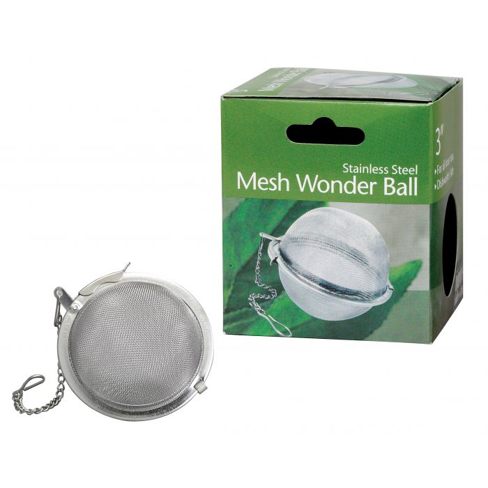 Mesh Ball Tea Infuser - 3""