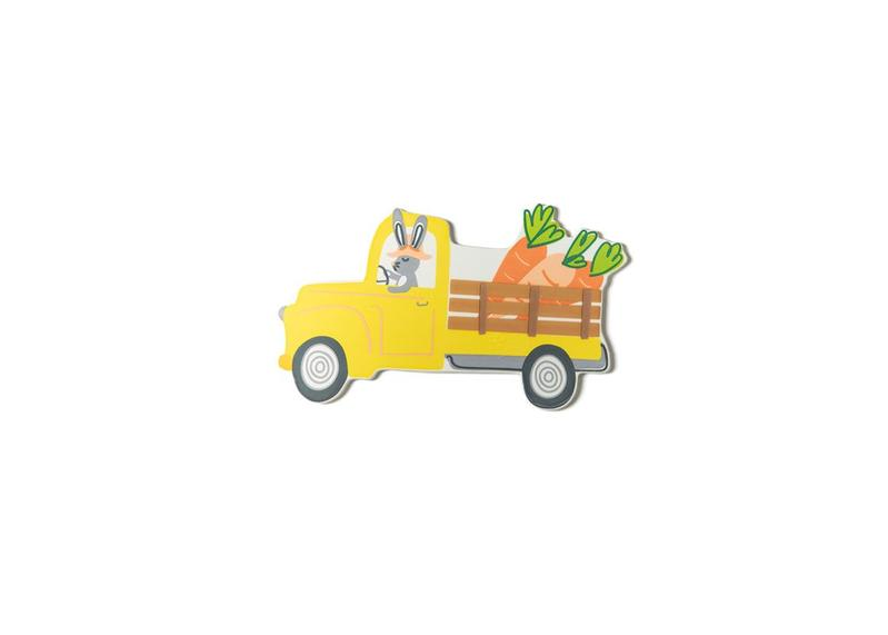 Easter Bunny Truck Mini Attachment