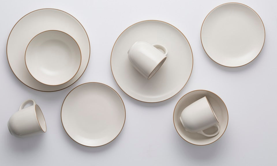 Classic Collection Cream Dinnerware