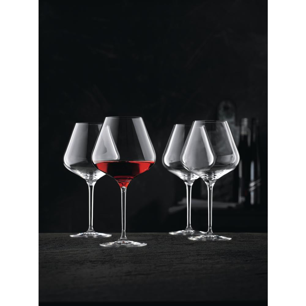 Nachtmann Red Wine Balloon Glasses - Set of 4