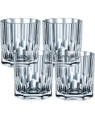 Nachtmann Aspen Whiskey Glasses - Set of 4
