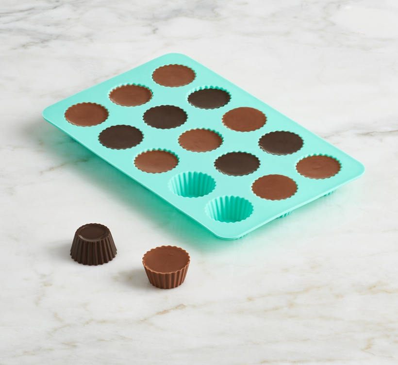 Cupcake Chocolate Mold Set