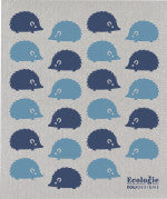 Swedish Dish Cloth Happy Hedgehog