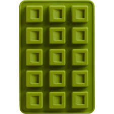 Square Chocolate Molds - Set of 2