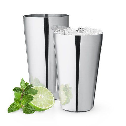 Stainless Steel Boston Shaker Tins