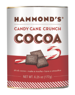 Hammond's Candy Cane Crunch Hot Cocoa