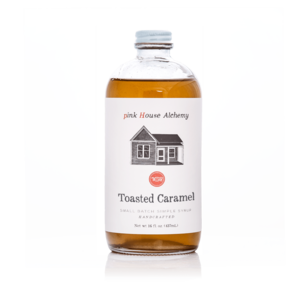 pH Alchemy Toasted Caramel Syrup