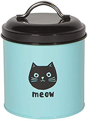 Cats Meow Cat Treat Tin