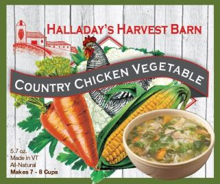 Country Chicken Vegetable Soup Mix
