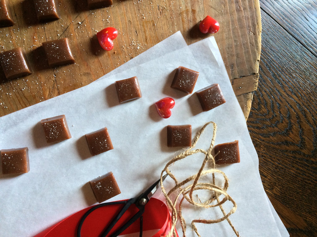 The Art of Chocolate Caramels: Jan. 29th