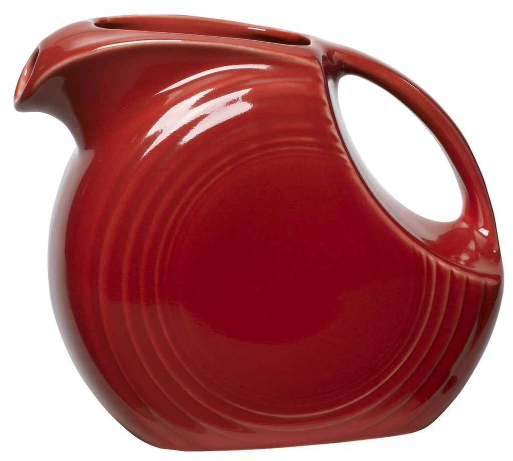Fiesta Large Disc Pitcher