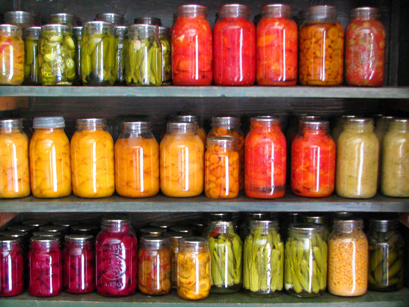 Food Preserving- Sept. 10th