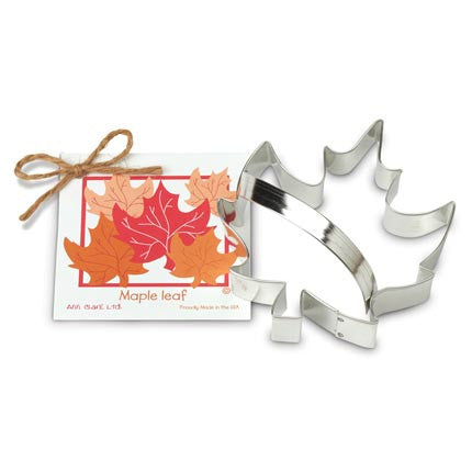 Maple Leaf w/ Recipe Card