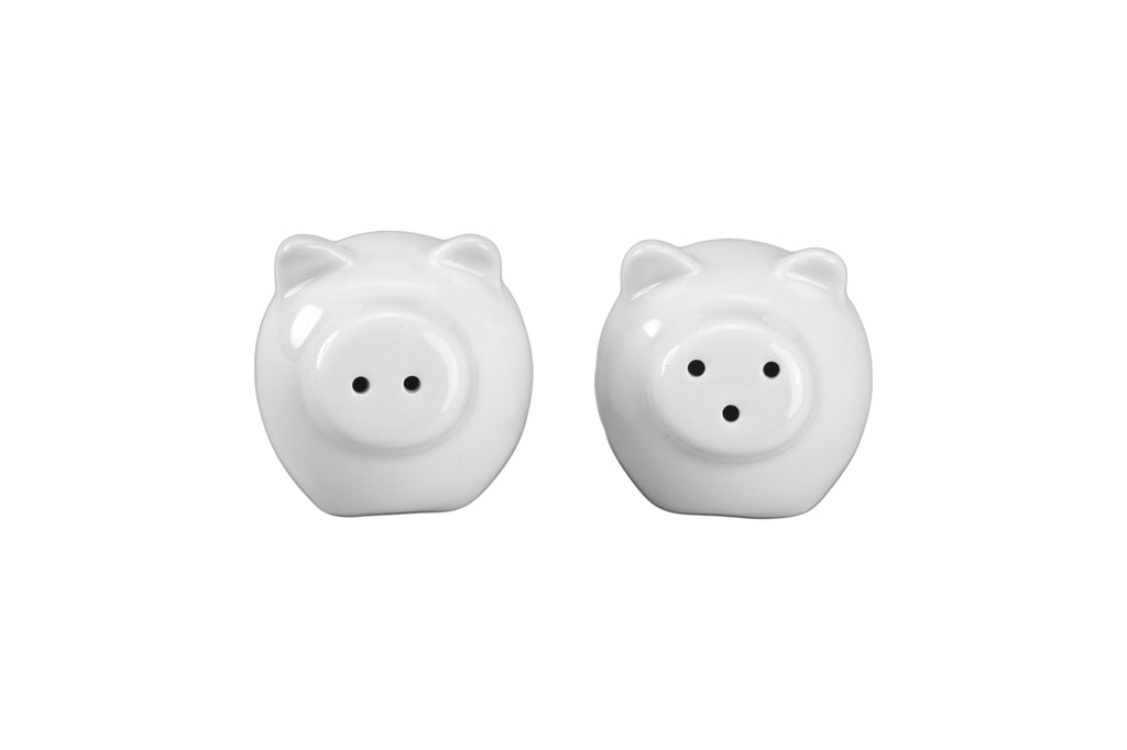 Mini Pig Salt & Pepper Shakers