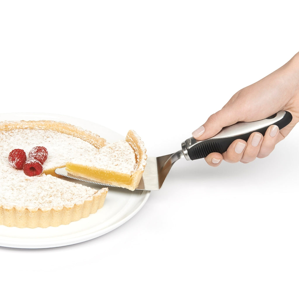 Oxo Steel Pie Server