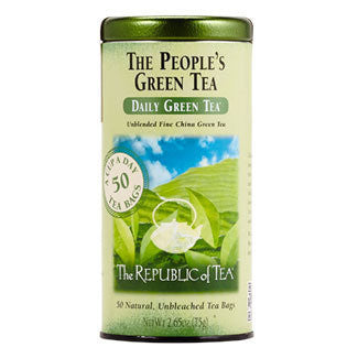 The People's Green Tea