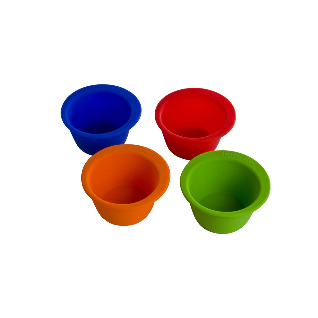 Children's Silicone Pinch Bowl Set