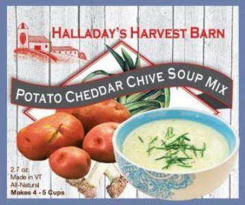 Potato Cheddar Chive Soup Mix