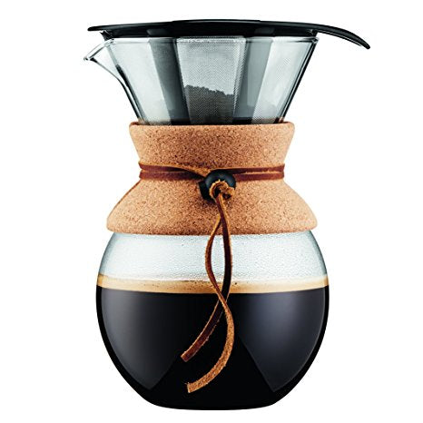 34 oz Pour Over Coffee Maker