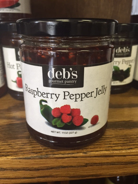 Deb's Gourmet Pepper Jelly