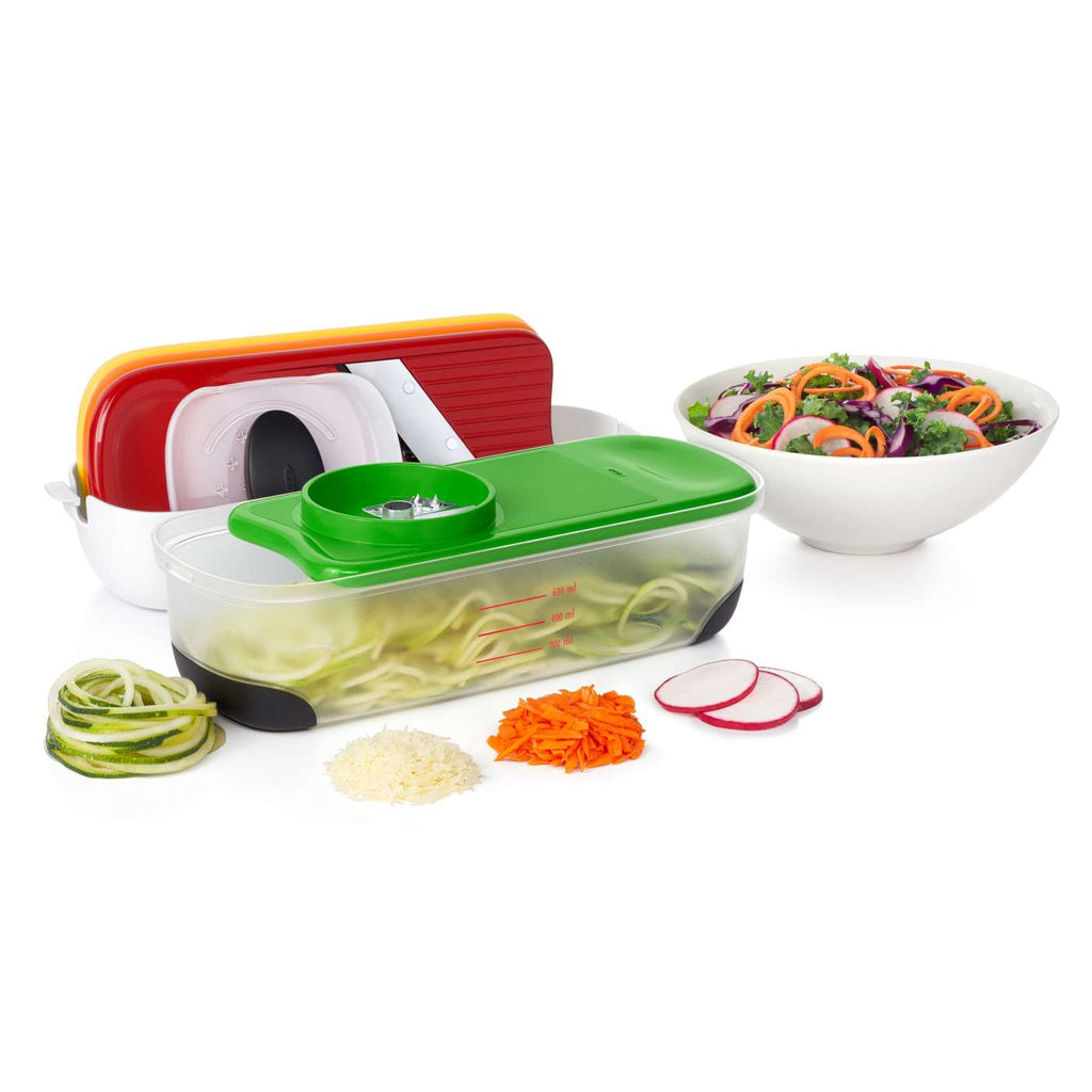 Spiralize, Grate & Slice Set