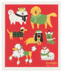 Swedish Dish Cloth Yule Dogs