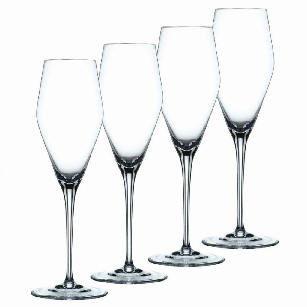 Nachtmann Champagne Glasses - Set of 4