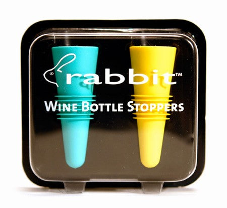 Rabbit Wine Bottle Stoppers