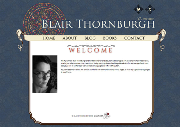 Blair Thornburgh