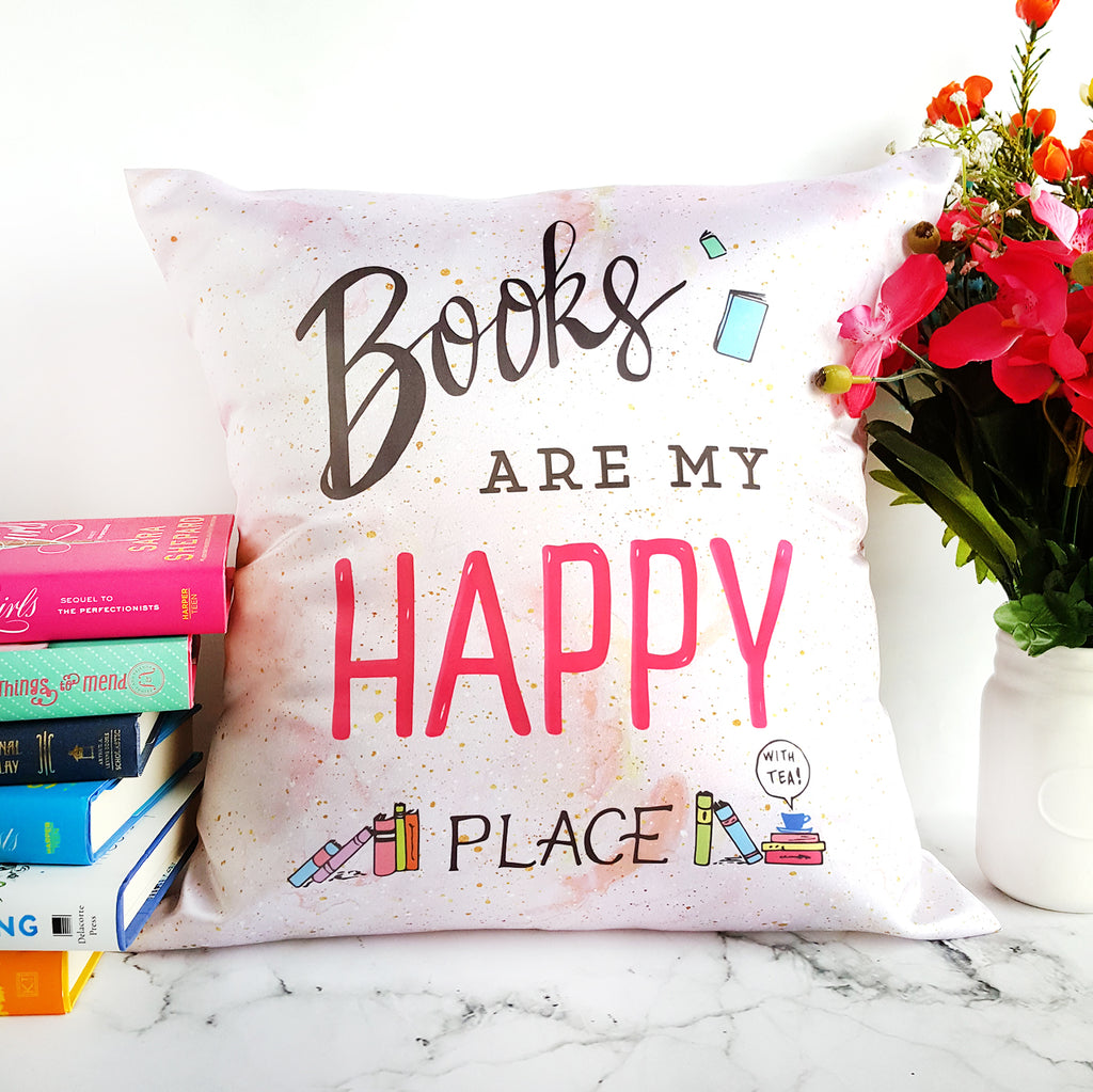 Books are my Happy Place