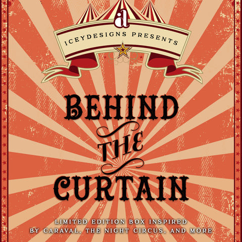Behind the Curtain - April 2018