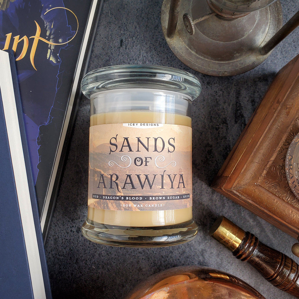 Sands of Arawiya